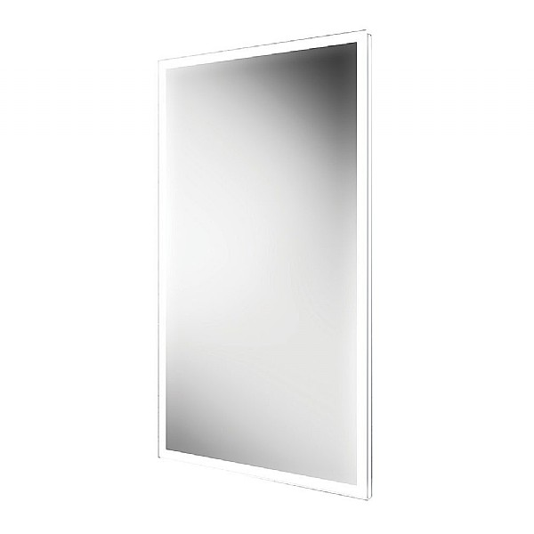 Glow LED Demisting Mirror  Bathroom Mirrors  CP Hart