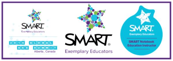 SMART 14 logos wide