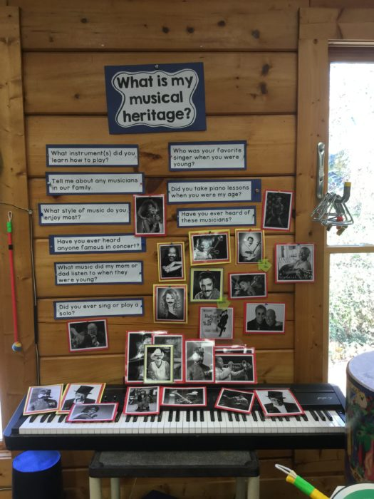 My Musical Heritage Project