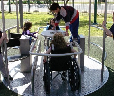 Δημιουργία πάρκου για παιδιά με αναπηρίες