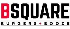 B Square Burgers and Booze Logo