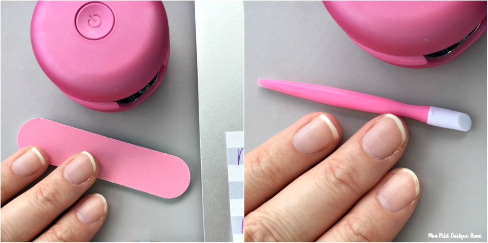 Le Mini Macaron, le goûter pour nos ongles! - Mon Petit Quelque Chose