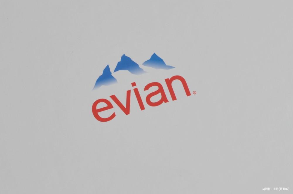 evian® , Fruits et Plantes : un bon goût d'été - Mon Petit Quelque Chose