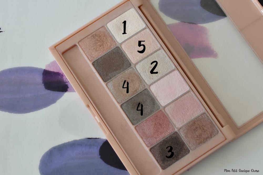 The Blushed Nudes de Maybelline en Trois Versions! - Mon Petit Quelque Chose
