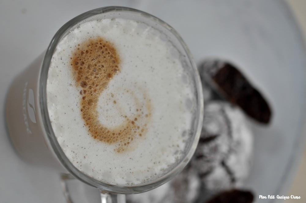 Mon Café Latte Blanc et Crinkles au Nescafé Gold - Mon Petit Quelque Chose