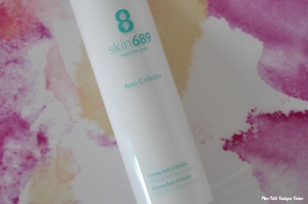 Skin 689, les soins raffermissants suisses! - Mon Petit Quelque Chose