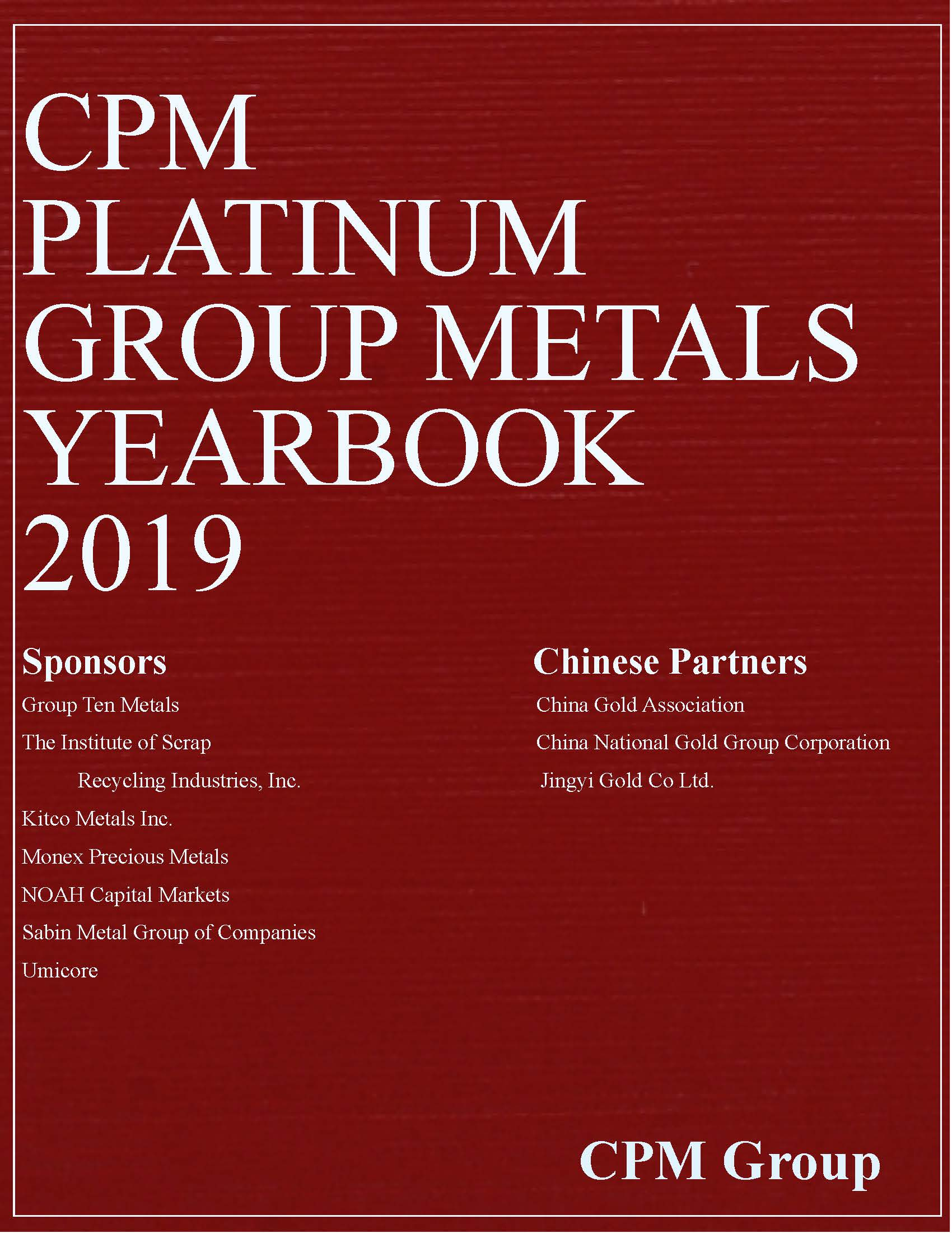 CPM PGM Yearbook 2019