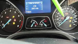 check the dashboard lights to avoid junk car