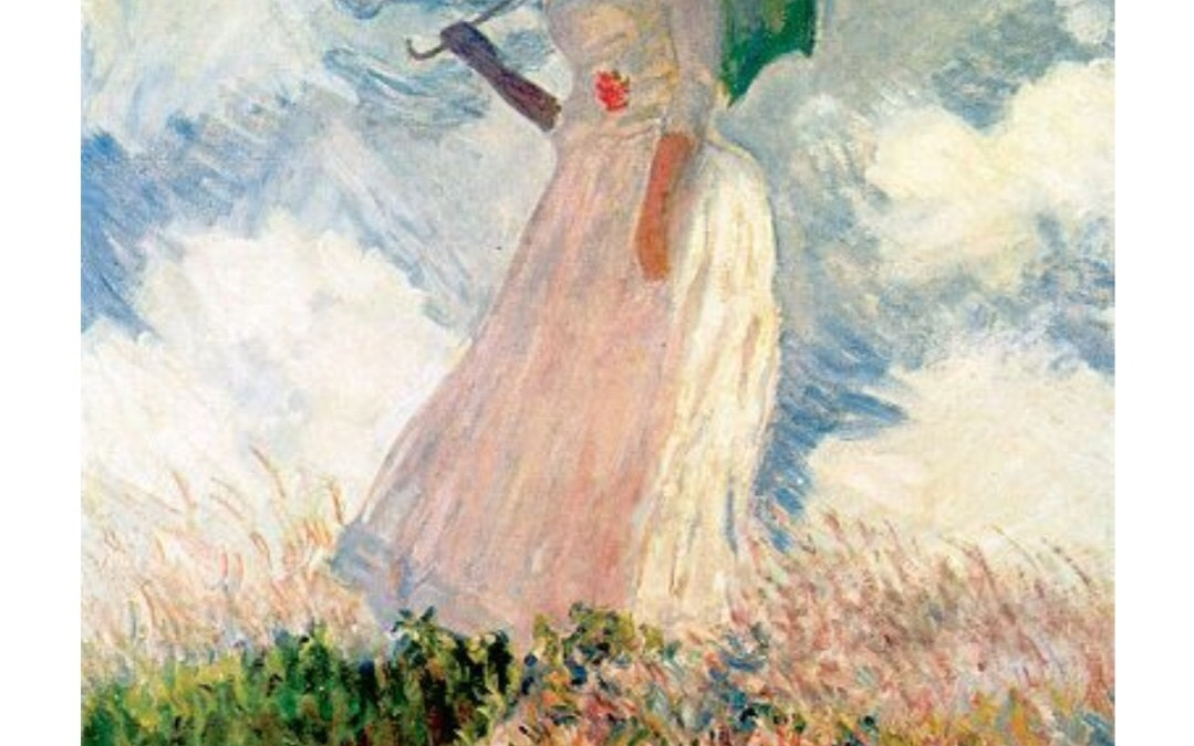 2° Arts. Claude Monet