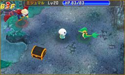 Mystery Dungeon 3DS S03