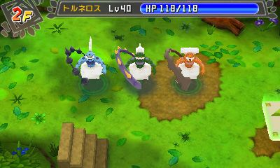 Mystery Dungeon 3DS S08