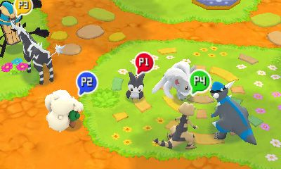 Mystery Dungeon 3DS S14