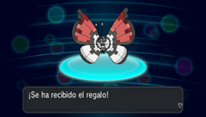 ¡Vivillon con motivo Poké Ball disponible en Europa!