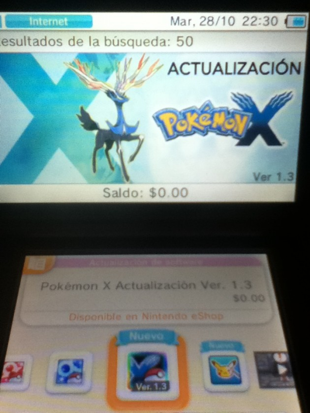 [Noticia] Ya disponible la actualización V1.3 para Pokémon X/Y  Img_2784-630x840