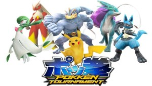 Confirmado Pokkén Tournament para Estados Unidos