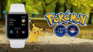 Pokémon GO finalmente ha sido lanzado para Apple Watch