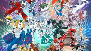 The Pokémon Company International anuncia un 2018 legendario