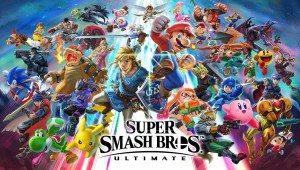 Super Smash Bros. Ultimate anunciado para Nintendo Switch