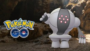 Ya disponible Registeel en las incursiones de Pokémon GO