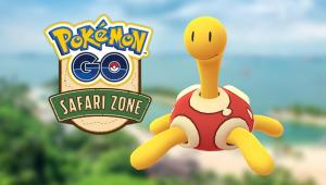 Shuckle shiny estará disponible globalmente para Pokémon GO