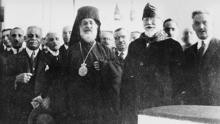 1932: Εγκαίνια Ιατρείου, Συσσιτίου και Γυμναστηρίου του Συλλόγου Κωνσταντινουπολιτών