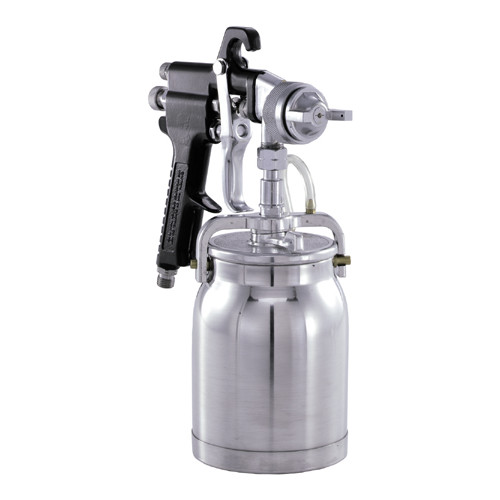 Campbell Hausfeld Hvlp Gravity Feed Spray Gun