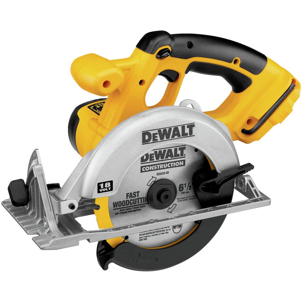Dewalt Dc390 Cordless Circular Saw