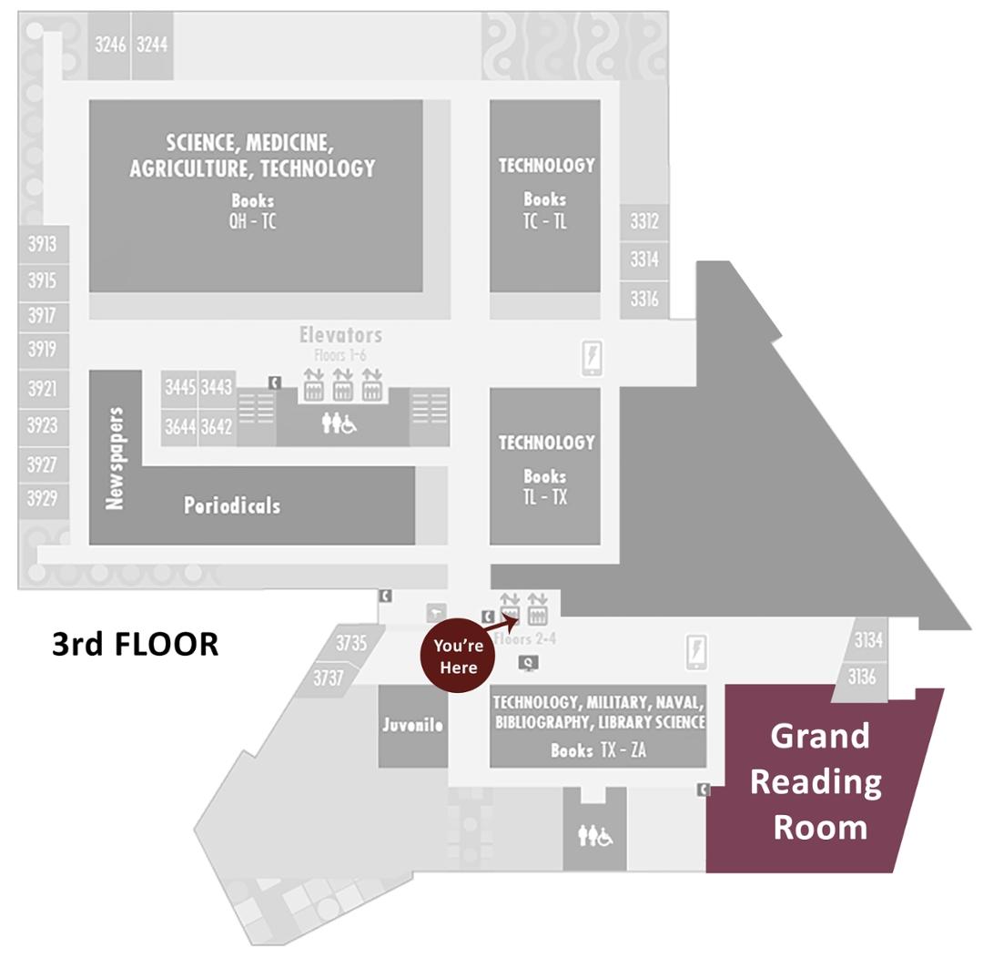 hight resolution of 3rd floor map