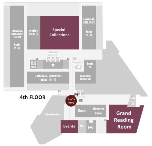 small resolution of 4th floor map