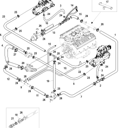 mercruiser engine cooling diagram wiring library 350 mag mpi alpha bravo serial 0w060000 thru 0w309999 standard [ 1904 x 2426 Pixel ]