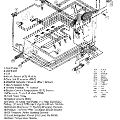 Mallory Distributor Wiring Diagram Kidney And Nephron Labeled Cp Performance - Harness (efi)
