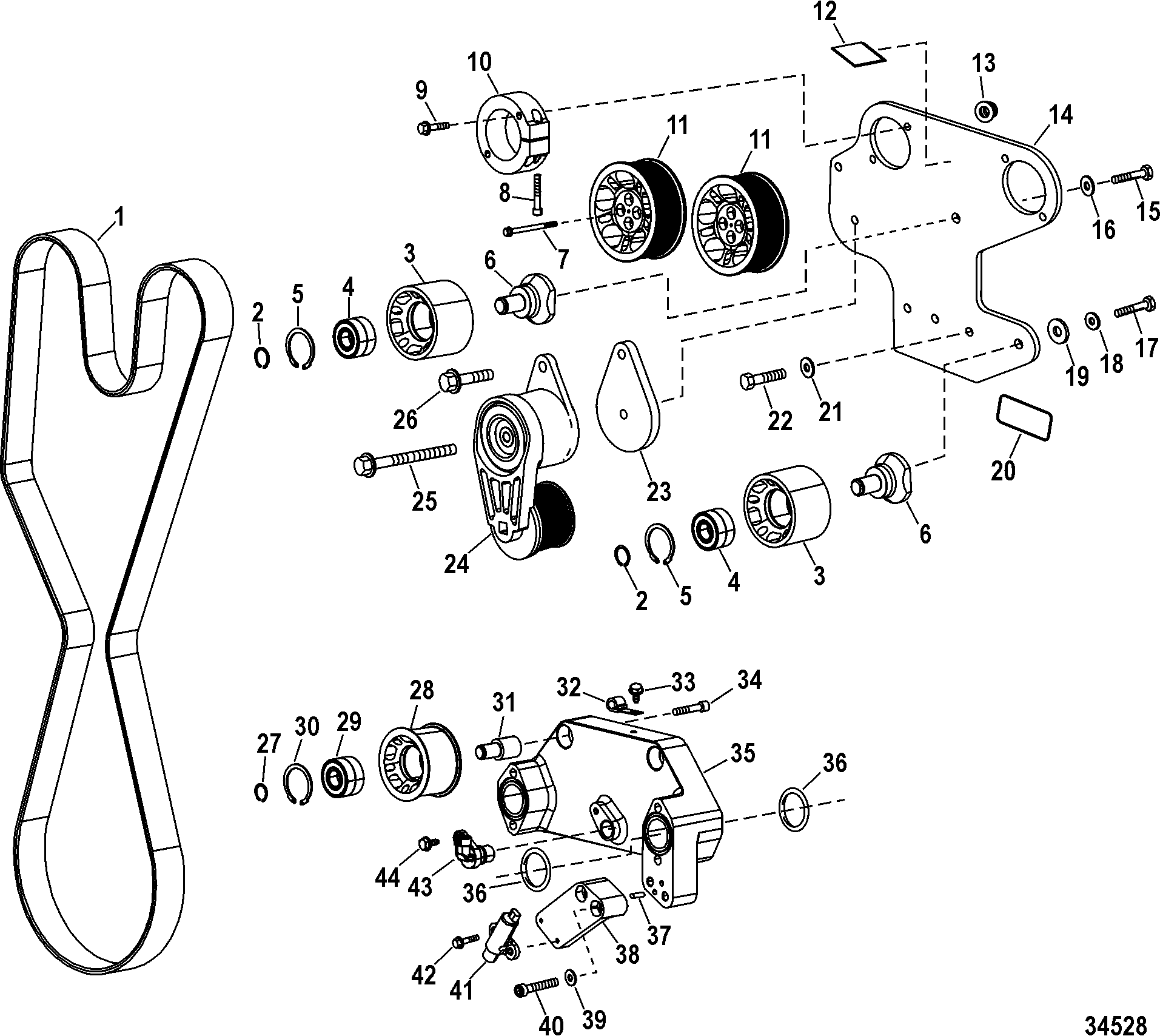 Mercury 14 Pin Wiring Diagram Yamaha Wr450f Wiring