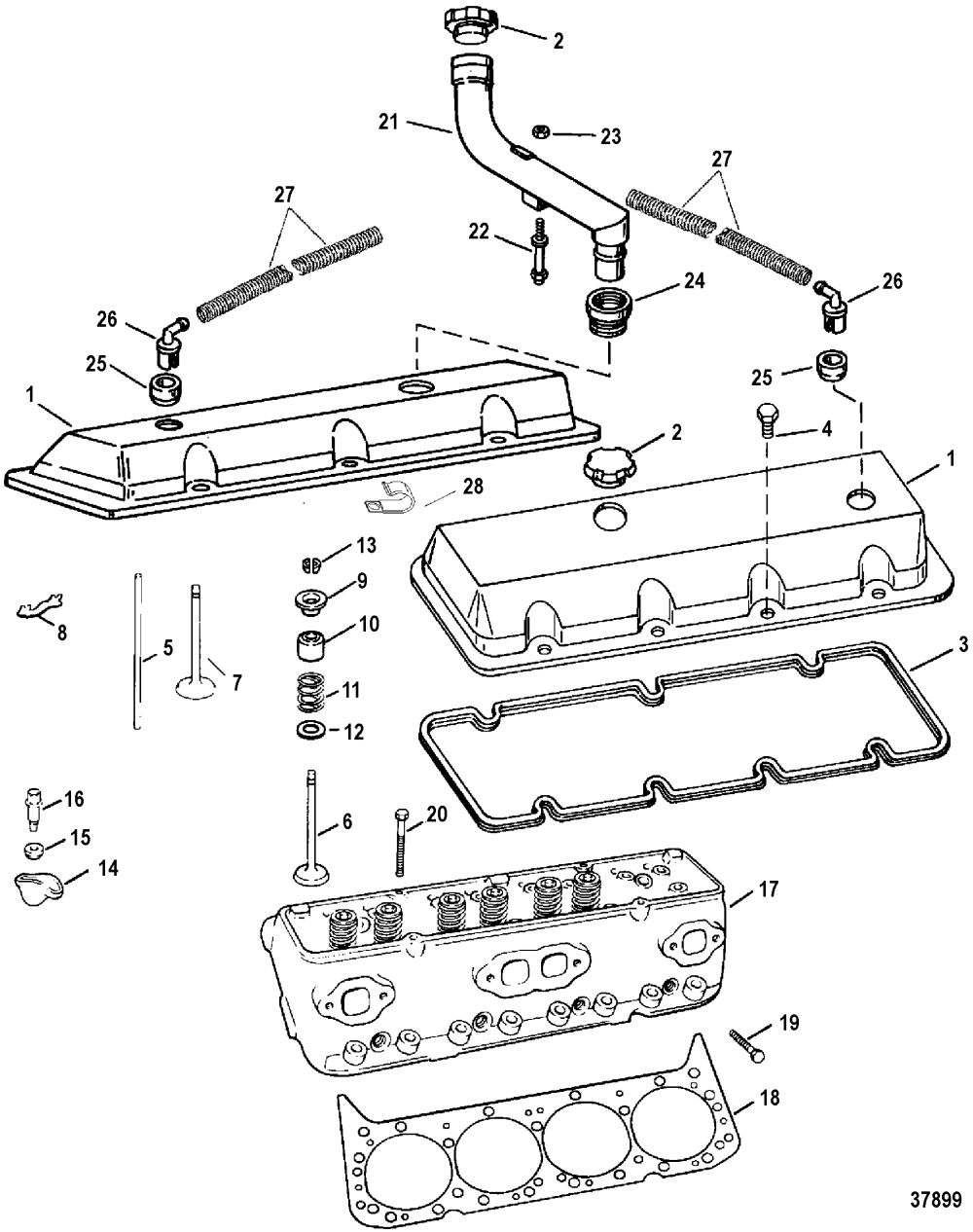 medium resolution of 454 engine parts diagram wiring diagram detailed chevy 454 vacuum diagram chevy 454 rv engine diagram