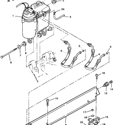 cp performance vapor separator tank and fuel rail 5 7 mercruiser engine specifications 8 2 mercruiser engine diagram [ 1838 x 2517 Pixel ]