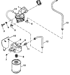 7 3 fuel filter diagram wiring diagram used 1989 7 3 fuel system diagram [ 1799 x 2178 Pixel ]