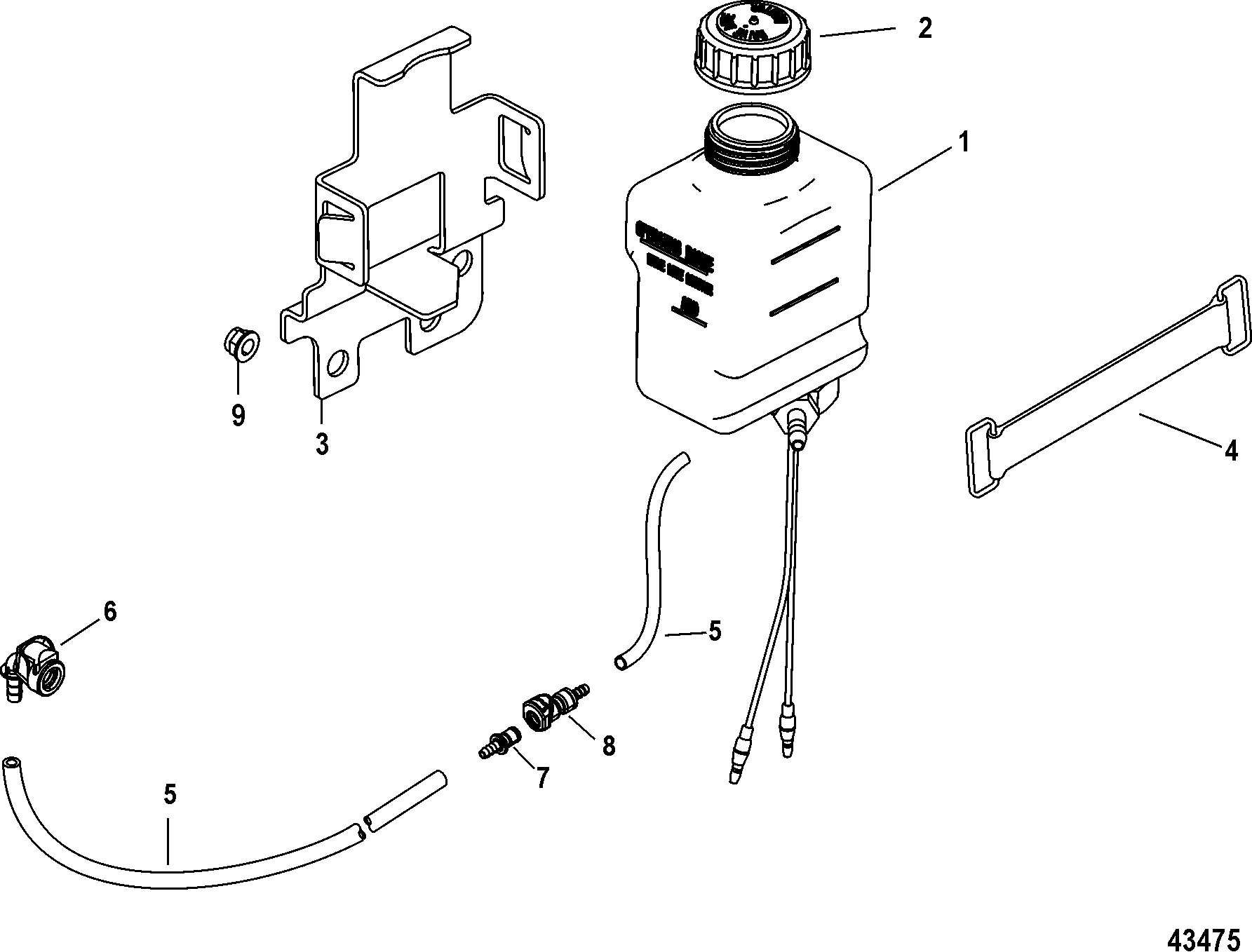 4 3l Mercruiser Cooling System Diagram Within Diagram Wiring And Engine