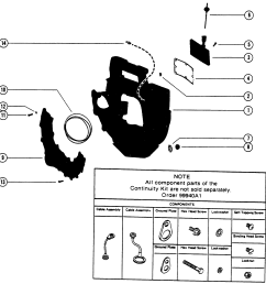 mercruiser transom plate diagram [ 2160 x 2215 Pixel ]