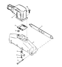 cp performance exhaust manifold and exhaust elbow mercruiser 0f415189 thru 0f601999 1995 alternator mando diagram [ 2160 x 2672 Pixel ]