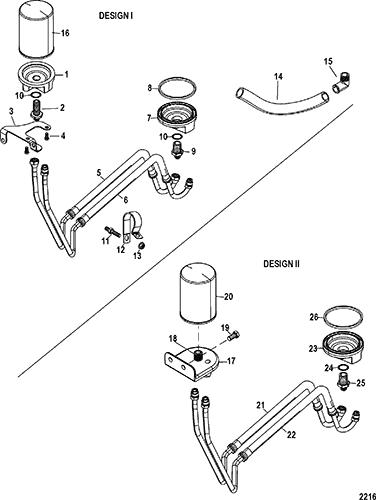 remote fuel filter kit