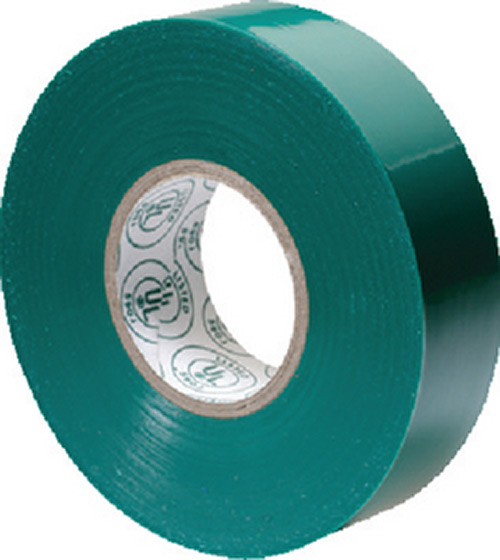 CP Performance - Premium Electrical Tape. Green