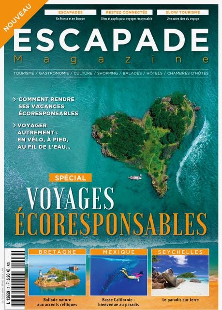 Escapade Magazine
