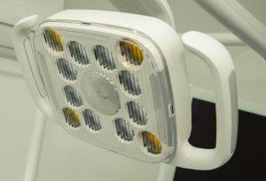 Dentist chair light