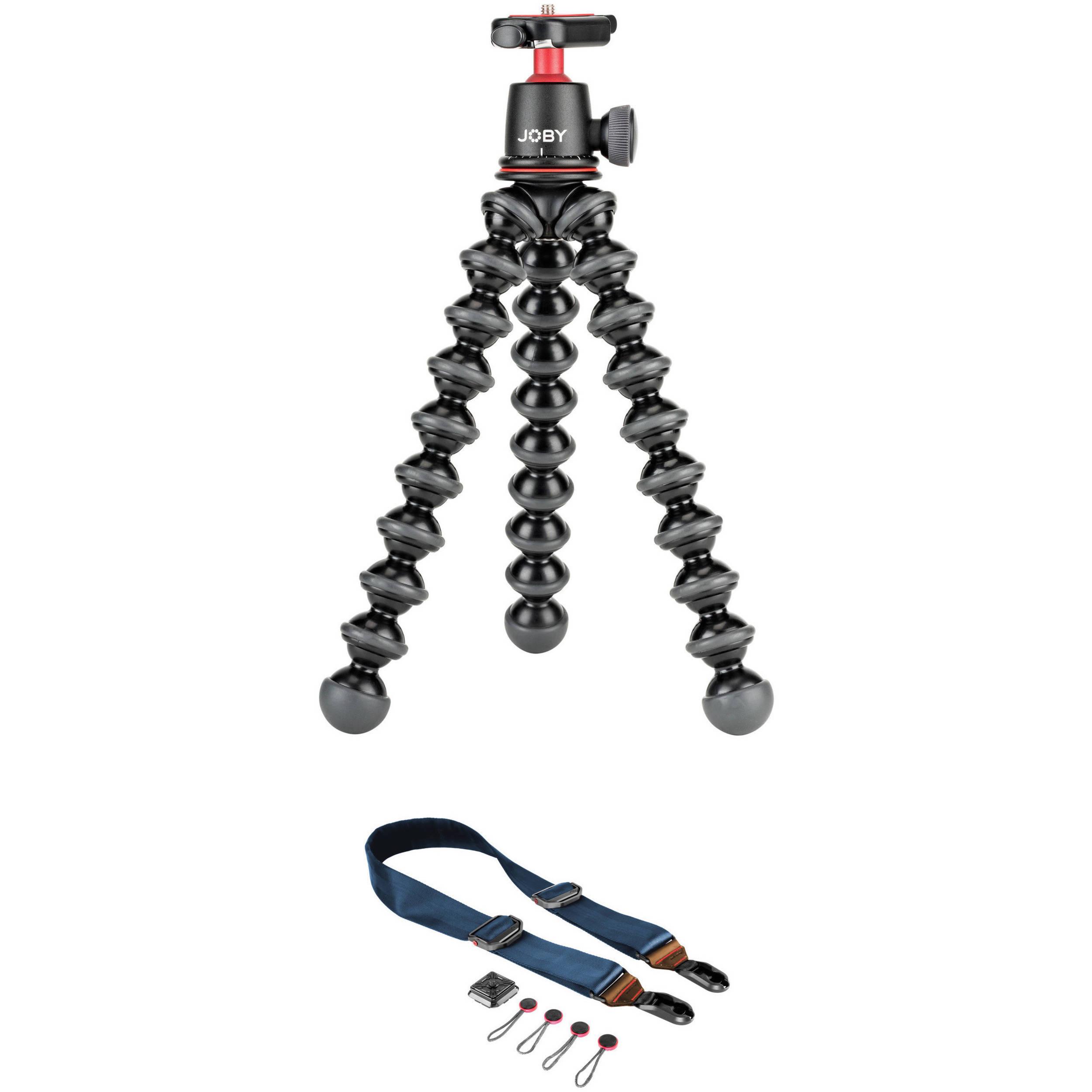 Joby Gorillapod 3K + Slide SL-2 Camera Strap for $79.95 at