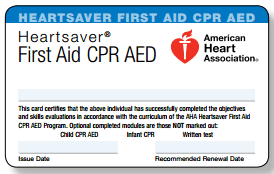 First Aid/CPR/AED 10/29/16 | CPR Kitsap