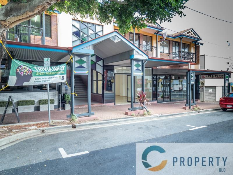Ground Floor Retail/Office/Medical on busy Boundary Street! - C Property QLD