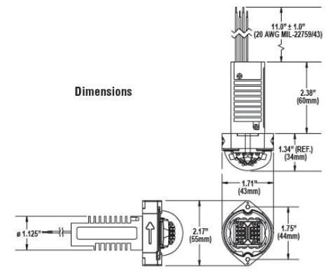 Orion Series Crossover Chart OR5001V Installation Guide