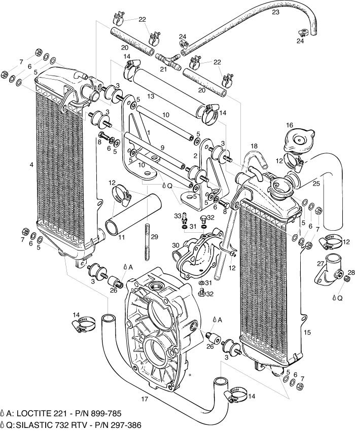 2 stroke fuel filters