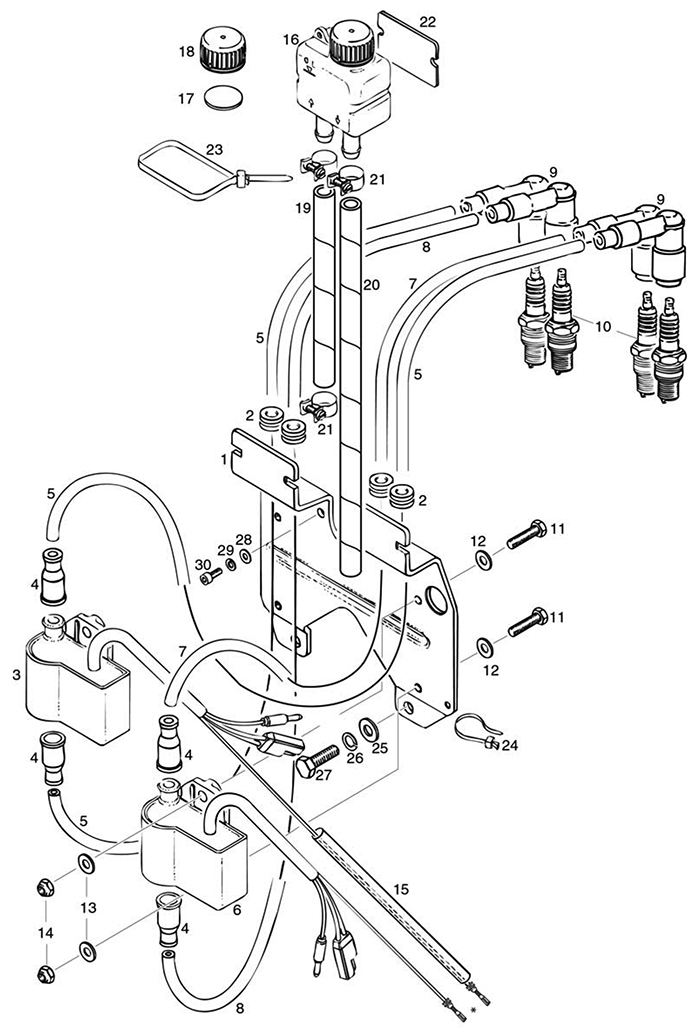 rotax 582 electrical diagram