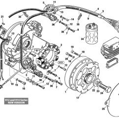 Rectifier Wiring Diagram Light Switch Receptacle Rotax 912 914 Ul Engine Magneto Generator Pick Up Regulator Parts From California Power Systems