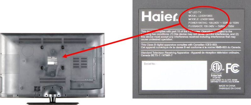 Haier America Recalls 42 Inch LED TVs Due To Risk Of